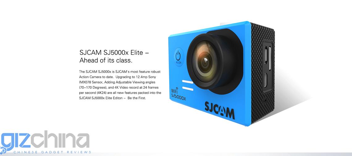 SJCAM M20 a SJCAM SJ5000x