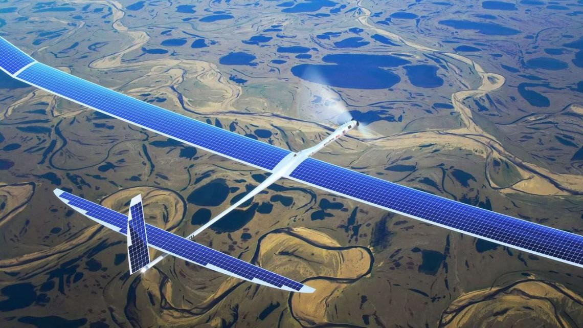 google-skybener-drone