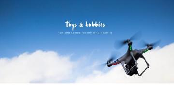 drony ve slevě
