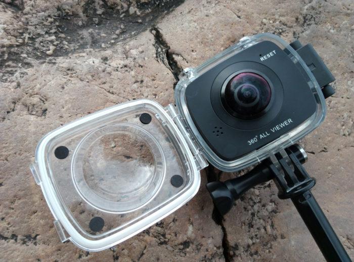 pouzdro pro kameru Elephone