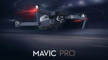 slevu na DJI Mavic Pro Fly More Combo