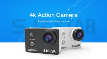 Akční kamera SJCAM SJ7 Star lze již předobjednat