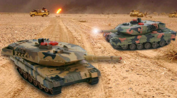 Tanková bitva může začít!