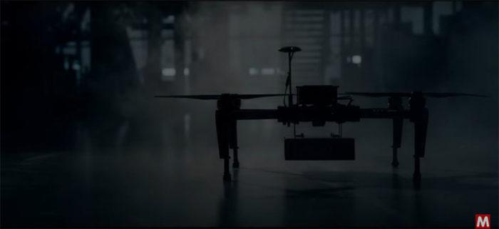Doručovaní zboží dronem brzy i v ČR