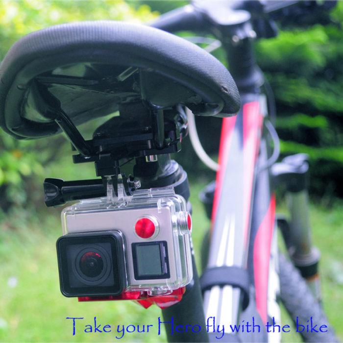 Tipy na příslušenství pro akční kamery