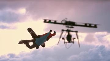 Nejlepší videa z dronů