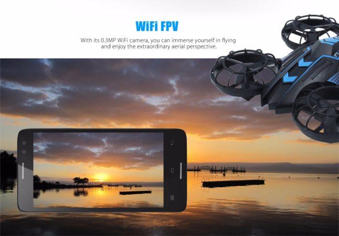 JXD 515W WiFi FPV