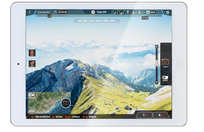 Walkera Voyager 4 App