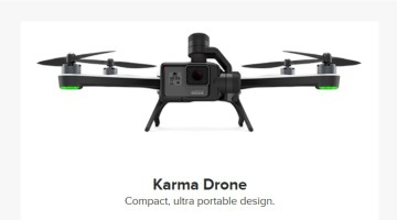 Nick Woodmann GoPro Karma + Hero 5 Black