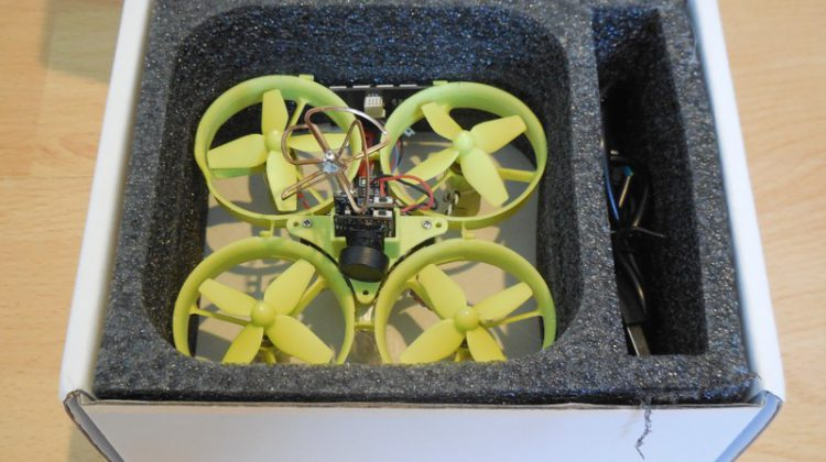 Unboxing Eachine Turbine QX70