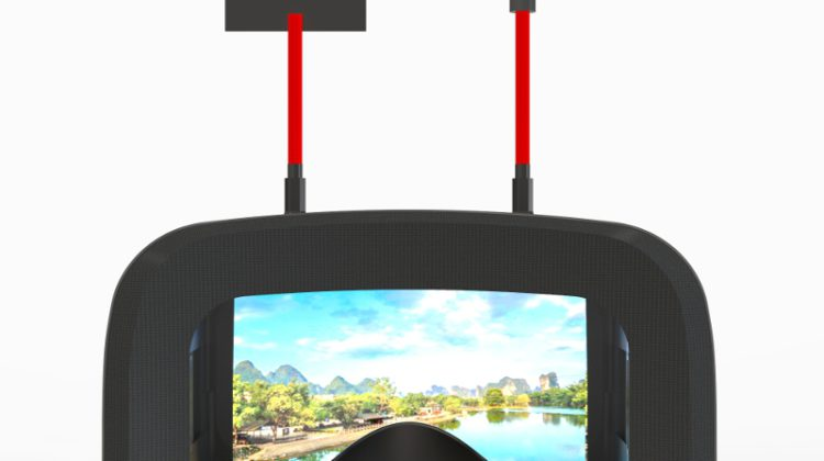 FPV brýle Eachine VR D2 Pro