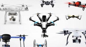 Jaký dron vybrat