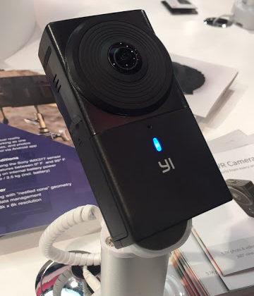 Xiaomi YI 360 VR
