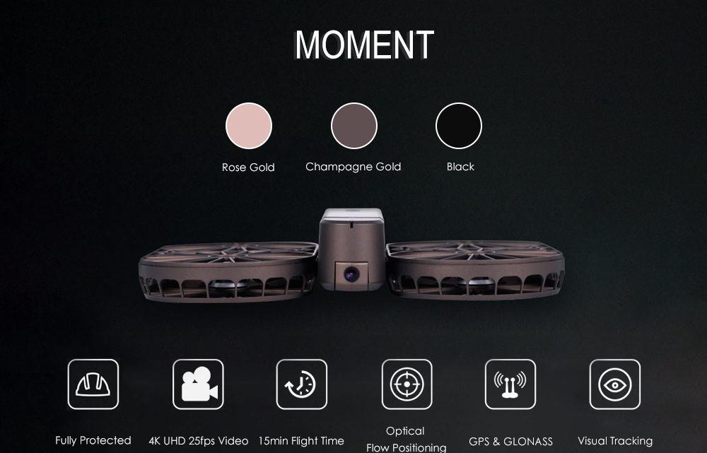 Simtoo Moment další skládací selfie dron
