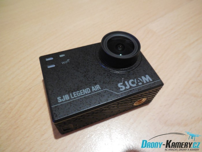 Recenze SJCAM SJ6 Legend Air