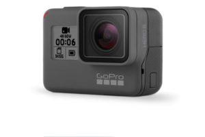 GoPro Hero 6 Black - přední strana