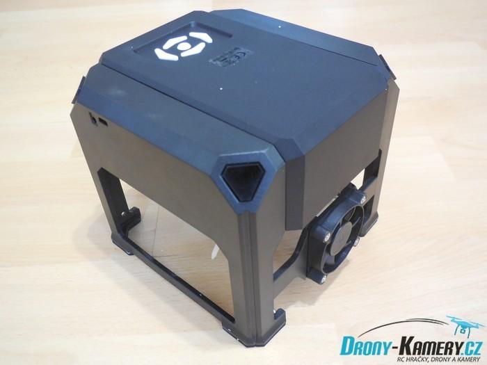Recenze KKmoon Laser Engraving Machine