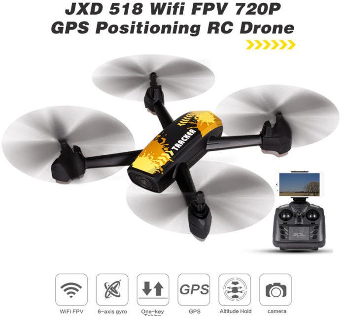 JXD 518