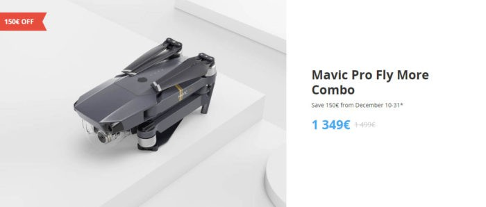 DJI Winter Sale - DJI Mavic