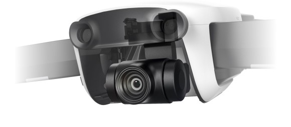 Malý DJI Mavic Air kamera