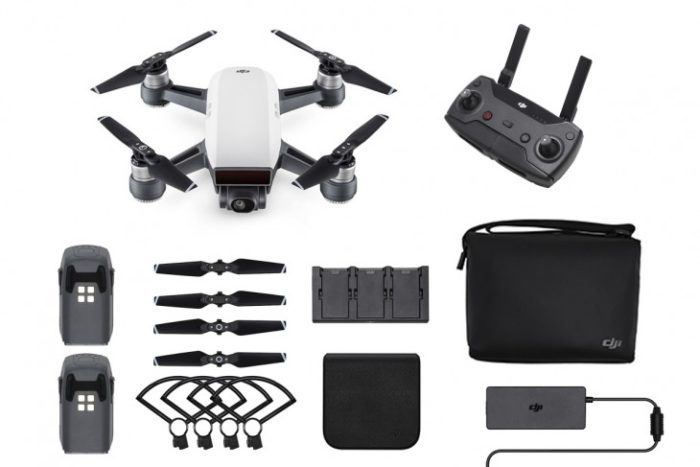 DJI Spark Fly More Combo - Spark Combo
