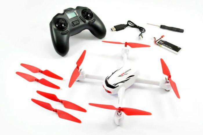dron Hubsan H502E