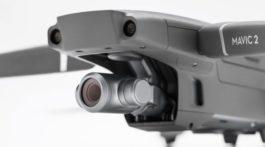 DJI Mavic 2 Zoom -- kamera
