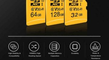 MicroSD karta Kodak