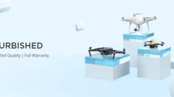 DJI refurbished