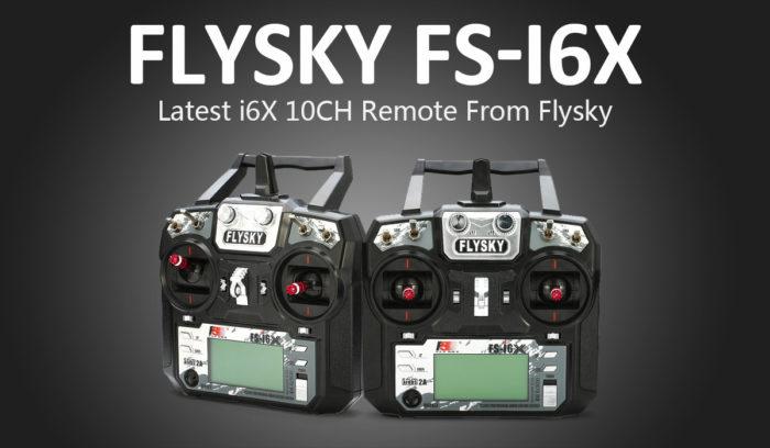 Flysky i6x